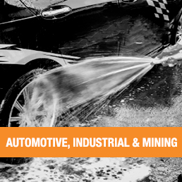 Automotive, Industrial and Mining
